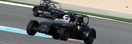 caterham r300 for hire