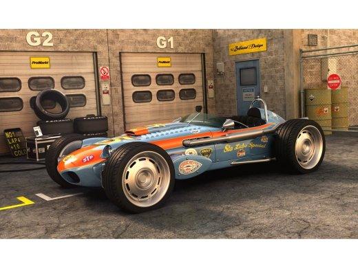 Custom Caterham 7 Indy special
