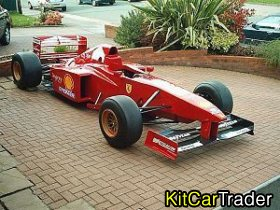 Ferrari 310b 1997 show car