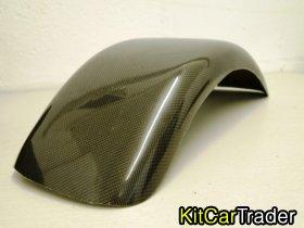 "Locost / Haynes Roadster CARBON-FIBRE front wings 8.5"""