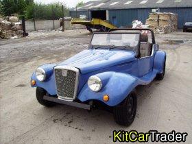 Spartan Kit Car 2.0L Pinto