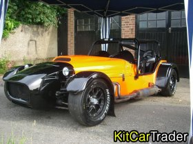 Westfield Megabusa Road Legal Race/Track Car - Price Reduced!!!
