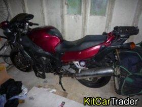 Honda Blackbird Engine