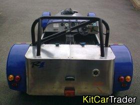 Locost - Yamaha R1 Engined