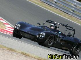 Fury Hayabusa Track Day / Race Car