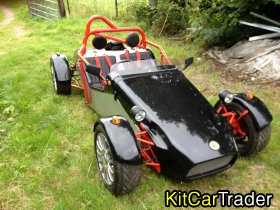 Sylva Riot ZZR1100 Road registered track car