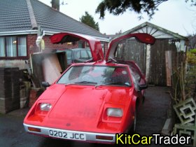 VW based kitcar DJS Charger2 recent MOT