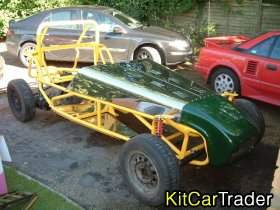 SORRY - CAR IS NOW SOLD------------------------Robin Hood 2B Kit For Sale