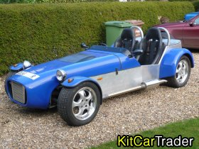 Formula 27 4L turbocharged Rover V8 (2002) Lotus 7 kitcar