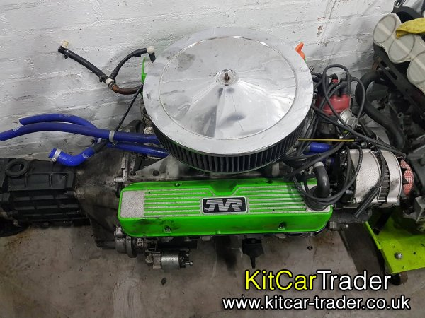 TVR Power V8 Rover 3.9 engine (complete)