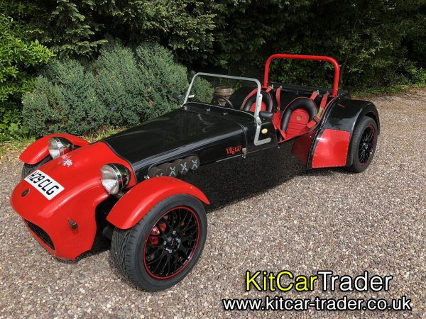 2006 Tiger Cat E1. Competition Pinto Engine