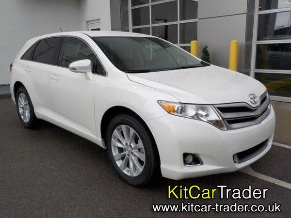 Selling 2014 Toyota Venza LE