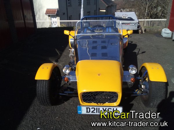 ROBIN HOOD SERIES 3 MARK 1 KITCAR (MOT 30 SEP)