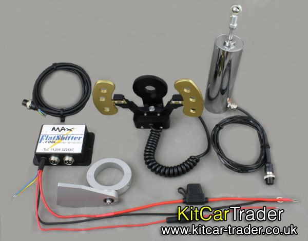 Sequential shift transmission kits