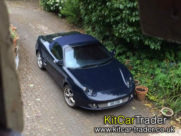 VERANTI Convertible MR2 very Rare